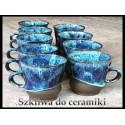 szkliwa ceramiczne 900-940 stopni