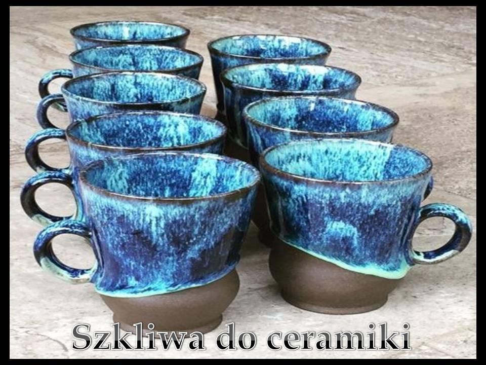 szkliwa do ceramiki